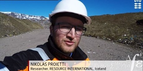 Hear why some of our international graduates recommend studying the MSc Program in Environmental Engineering at DTU. In this video you meet Nikolas who graduated from DTU in 2012. Today he works at Resource International, Iceland as Researcher. The Reason to Start at DTU according to Nikolas recommends Environmental Engineering at DTU because: At DTU I learned both specific knowledge and a multicultural approach that I use in my job today.